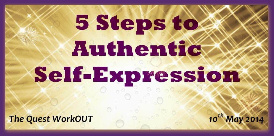 how to become your authentic self